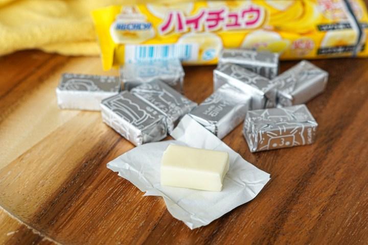 Hi-Chew Banana from Japan Crate Box