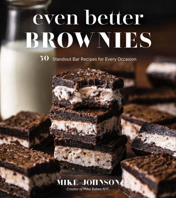 Cookbook Cover- Even Better Brownies: 50 Standout Bar for Every Occasion.