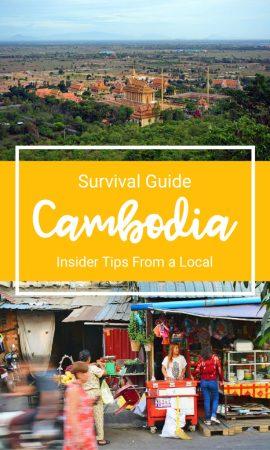 Cambodian Survival Guide