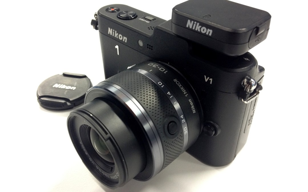 Nikon V1 Review: First Impressions