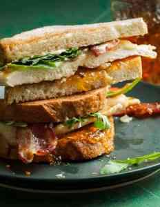 Bacon Chicken Sandwich