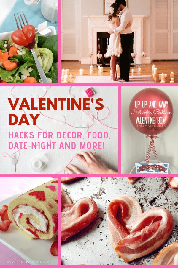 Valentine's Day entertaining ideas
