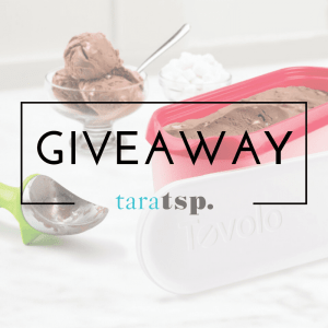 Ice cream is the perfect way to cool off in the summer. So, to save yourself from the heat, enter my ice cream arsenal giveaway.