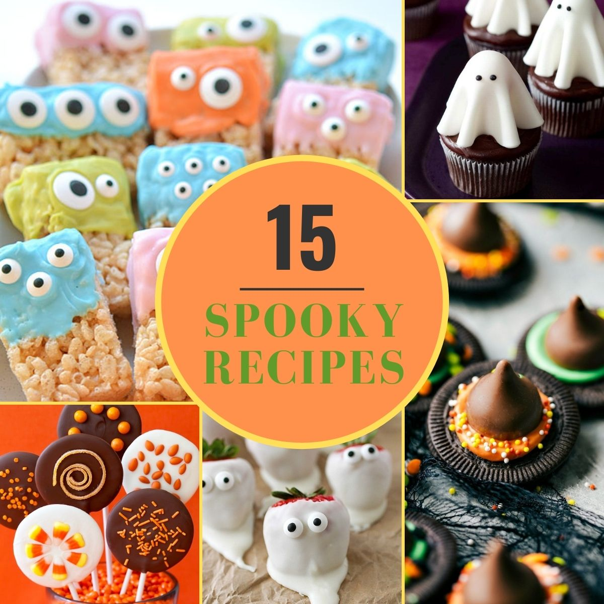 Every item on this page was curated by an elle decor editor. 15 Spooky Homemade Halloween Treats Kids Can Make Tara Teaspoon