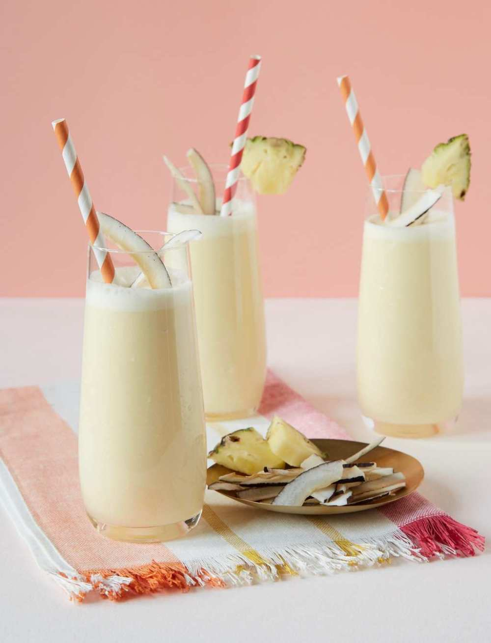 This is the perfect pina colada recipe for your next summer party