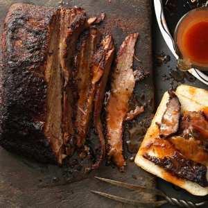 Texas beef brisket