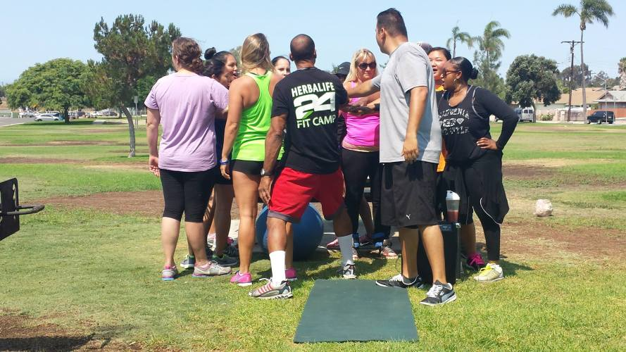 Herbalife Fit Camp San Diego
