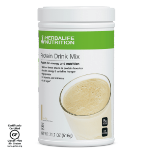 Herbalife Protein Drink Mix - Vanilla