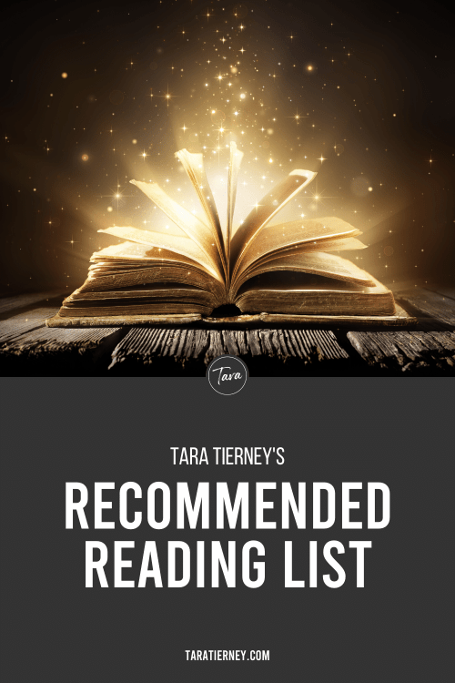 Tara Tierney's Recommended Reading List