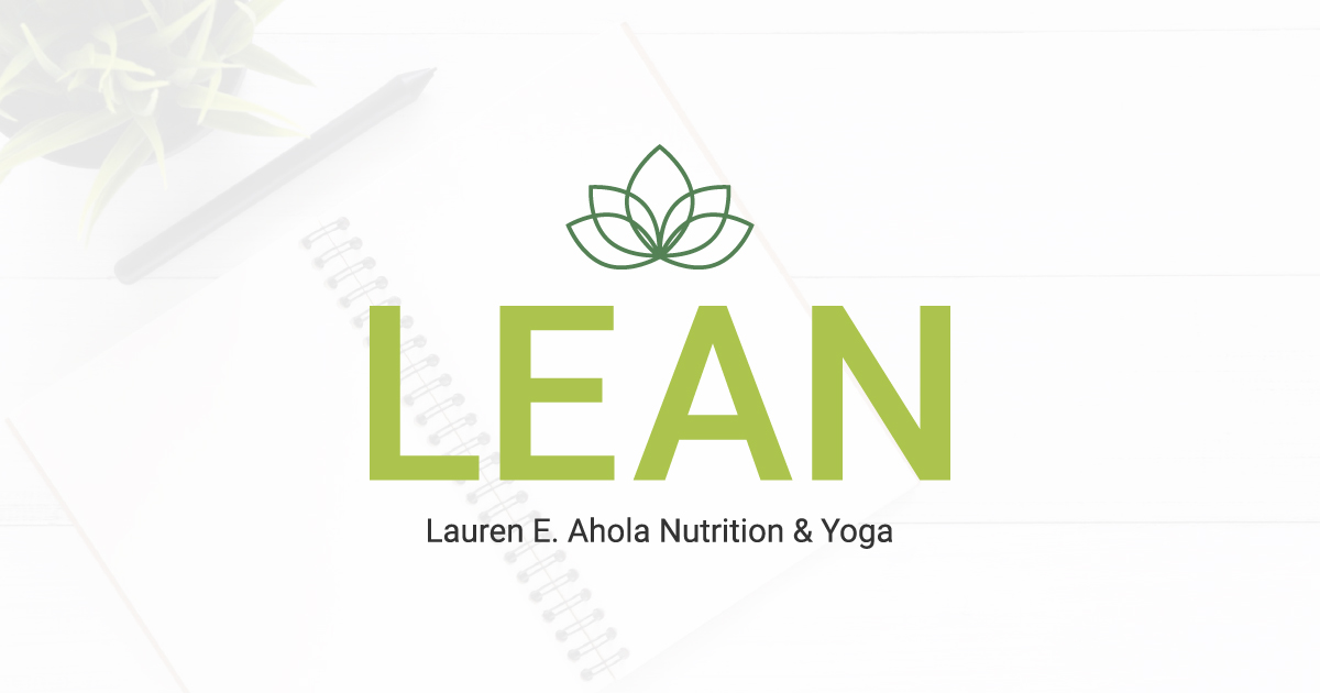 Lean Brand and Website Project