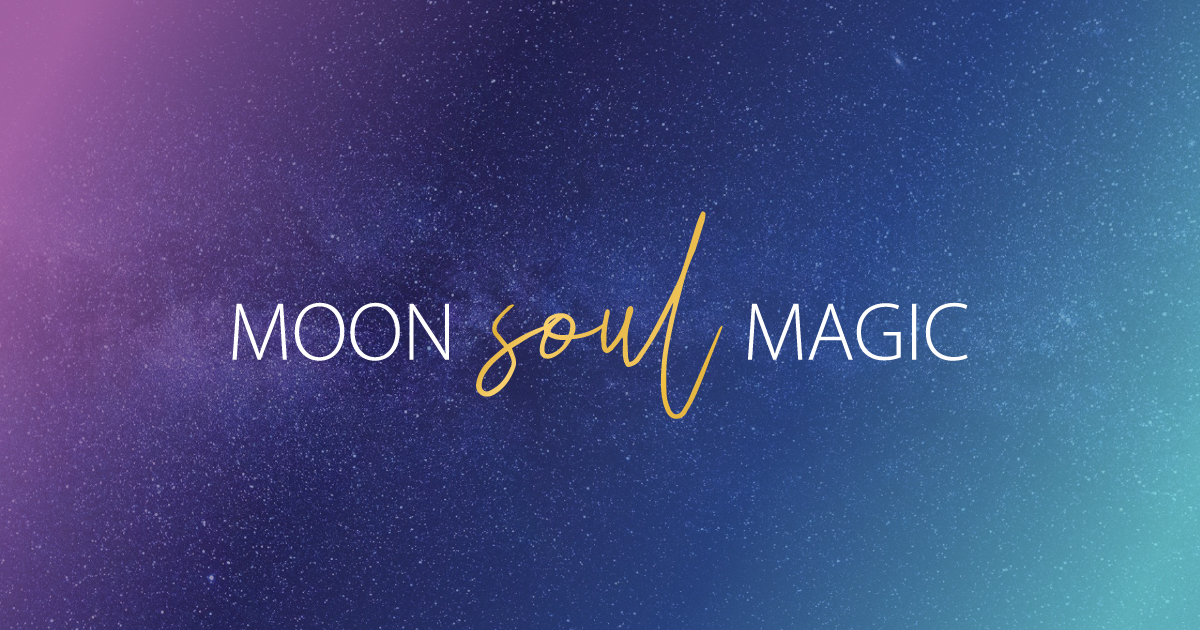Moon Soul Magic Brand and Website Project