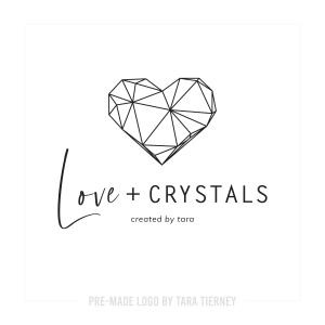 Crystal Heart Logo