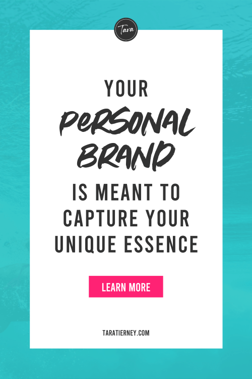 Your Personal Brand is Meant to Capture Your Unique Essence