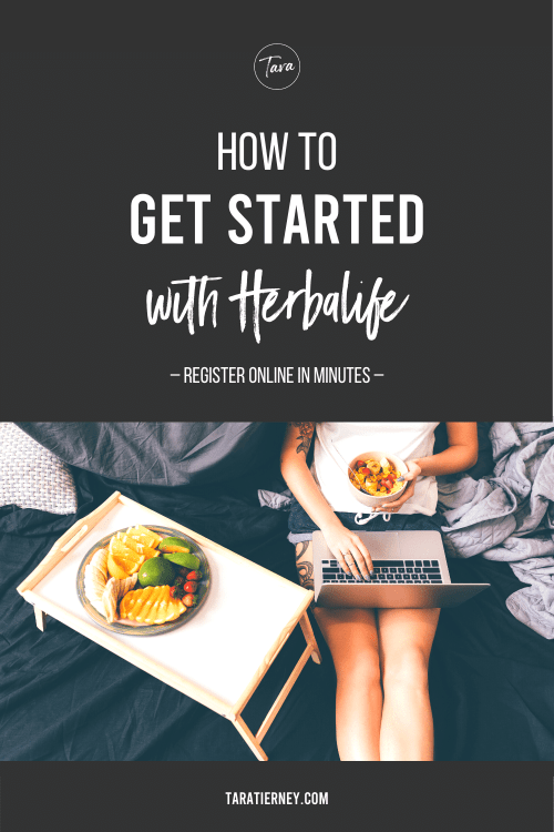 How to Get Started with Herbalife