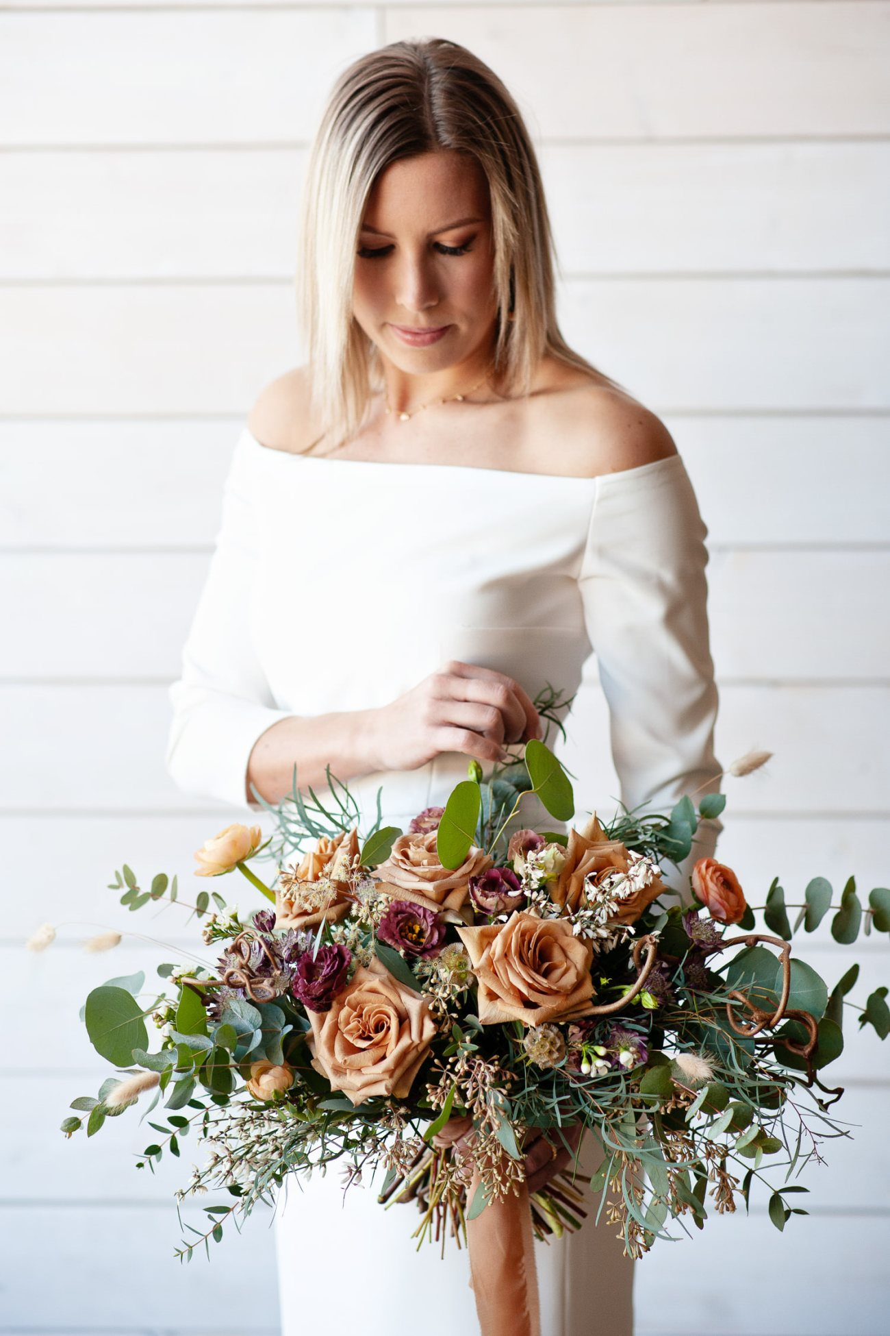 Curated elopement packages with Sweet Bloom, 206 Event Co & Tara Whittaker Photography