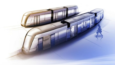 Alstom design