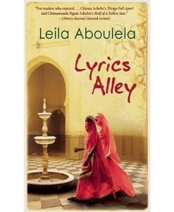 Lyrics Alley: A Novel Hardcover