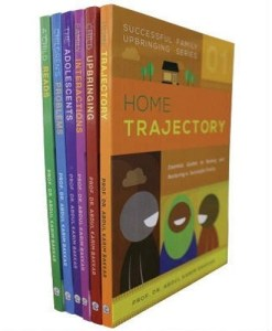 Home Trajectory: Successful Family Upbringing Series (6 Books) By Prof. Dr. Abdul Karim Bakkar