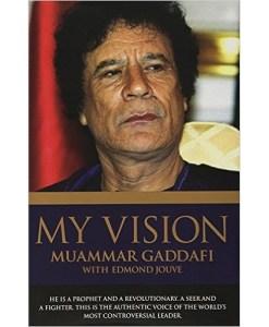 My Vision: Muammar Gaddafi, Edmond Jouve