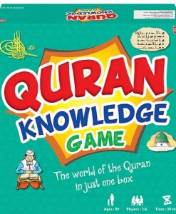 Quran Knowledg Game by Saniyasnain Khan