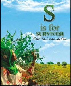 S is for Survivor Sickle Cell Anemia, My Story Samira Haruna Sanusi