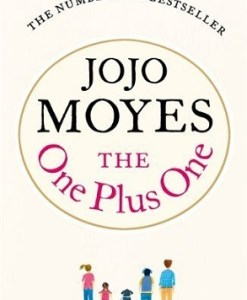 The One Plus One by, Jojo Moyes