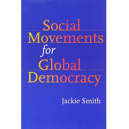 Social Movements for Global Democracy (Paperback)