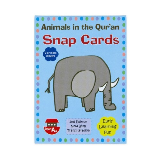 Animals in the Qur'an -Snap Card
