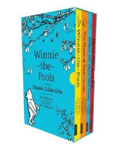 Winnie-the-Pooh Classic Collection by E. H. Shepard