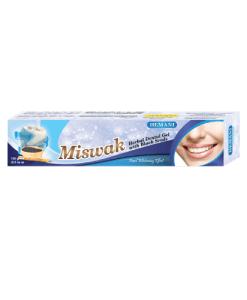 Miswak Herbal Dental Gel with Black Seeds