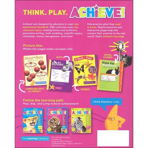 Achieve! Grade 2: Think. Play. Achieve!