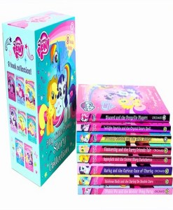My Little Pony Collection - 8 Books