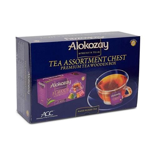 Alokozay Tea Assortment Chest