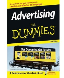 Advertising For Dummies Paperback