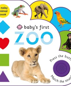 Baby's First Zoo: A Sound Book