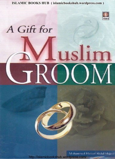 A Gift for a Muslim Groom (Paper cover)