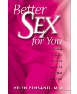 Better Sex for You By Helen Pensant