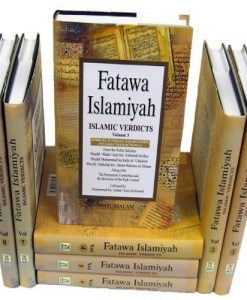 Fatawa Islamiyah Islamic Verdicts Set of 8 Volumes by Shaykh Abdul Aziz Ibn Abdullah Bin Baz