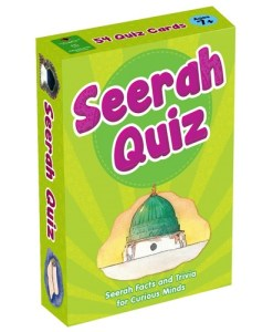 Seerah Quiz Cards [Pocket Size]