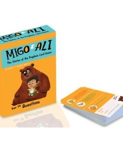 Migo & Ali Card by Zanib Mian