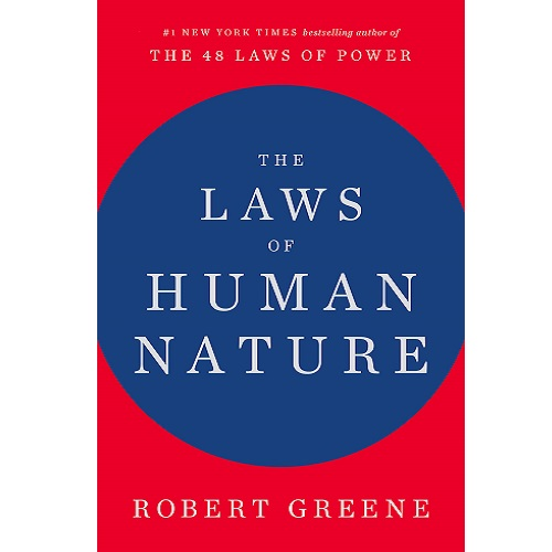 The Laws of Human Nature Hardcover
