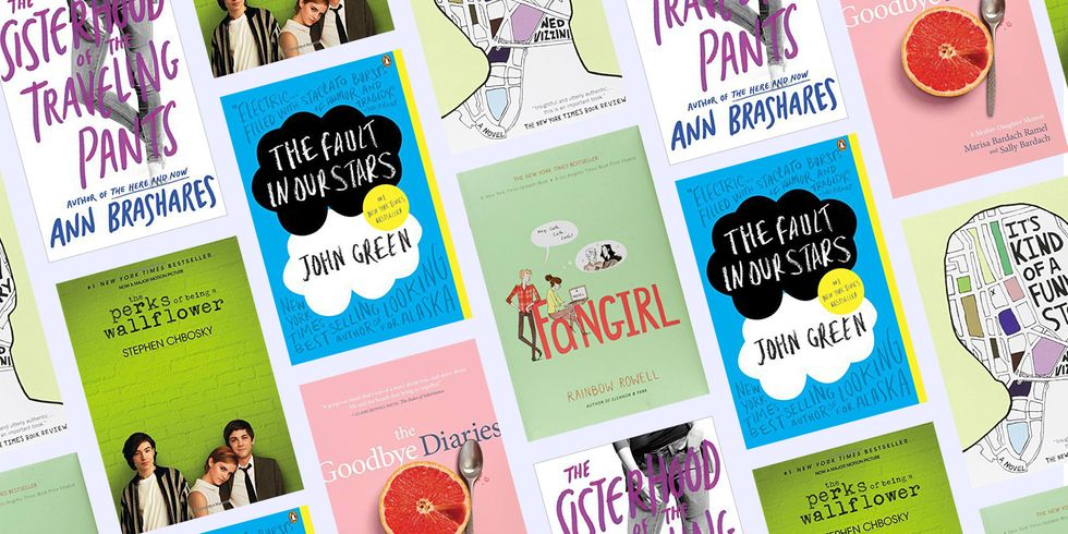 15 Best Books On Teenagers (Young Adults)