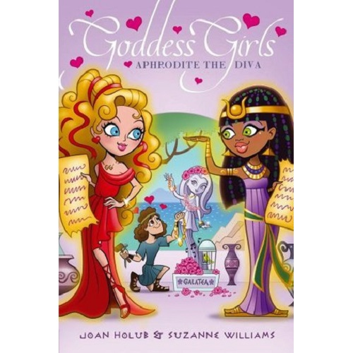 Goddess Girls #6: Aphrodite the Diva By Joan Holub, Suzanne Williams, Glen