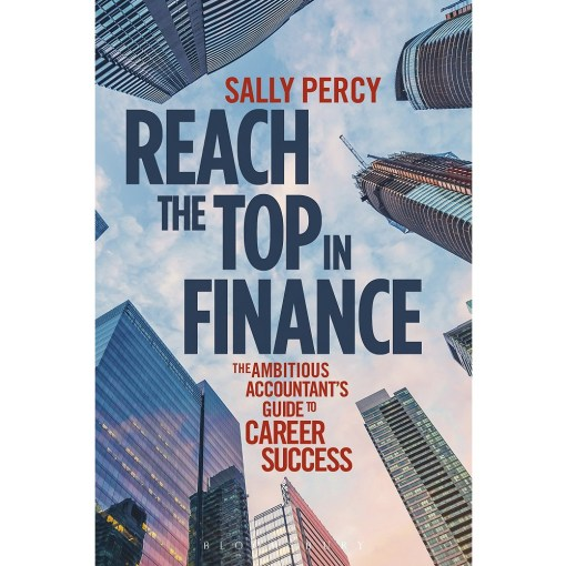 Reach the Top in Finance by Sally Percy