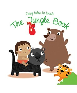 The Jungle Book: Fairy Tales to Touch