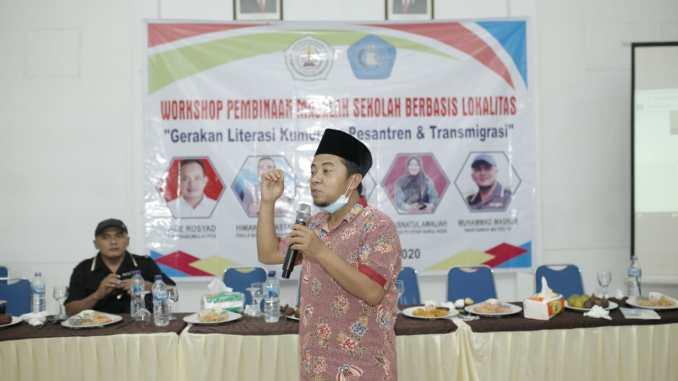 Gerakkan Literasi Tradisi, STKIP Nurul Huda Digitalkan Majalah Sekolah