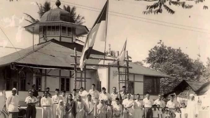 Basis Perjuangan Itu Masjid Jamik Curup (Surau Pendiri Madrasah Tarbiyah Islamiyah)