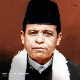 Haul Abuya Tgk. Syekh H. Muhammad Syam Marfaly
