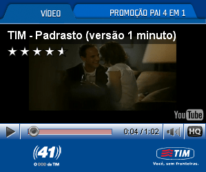 widget tim dia dos pais youtube