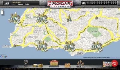 Monopoly City Streets - salvador